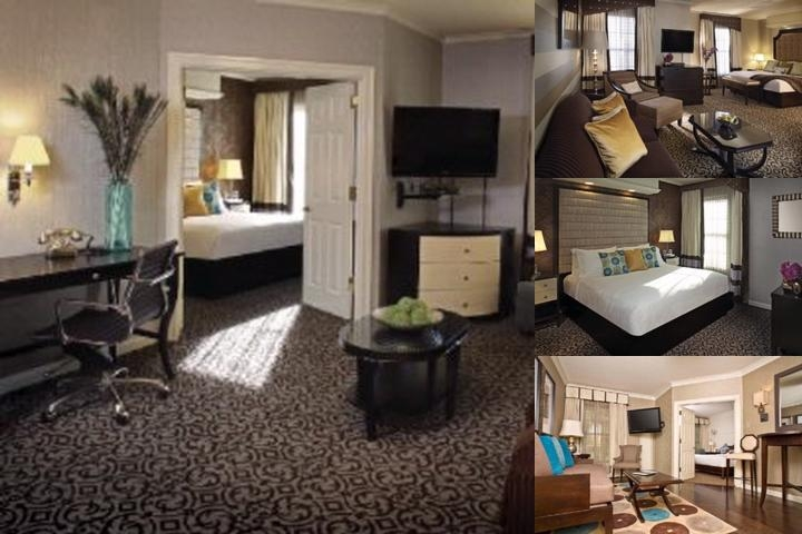 The Inn at Fox Hollow Hotel photo collage