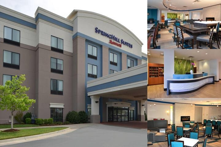 Springhill Suites Oklahoma City Airport West photo collage