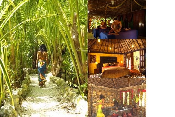 Maruba Resort Jungle Spa photo collage