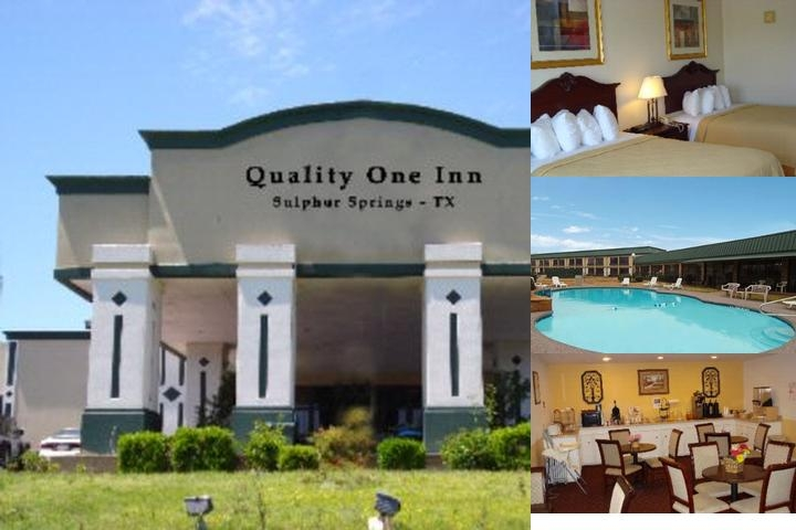 Days Inn Sulphur Springs photo collage