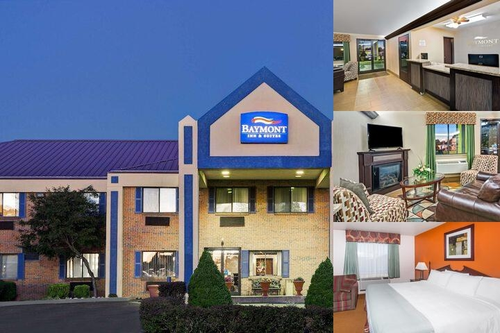 Baymont Inn & Suites Harrodsburg photo collage