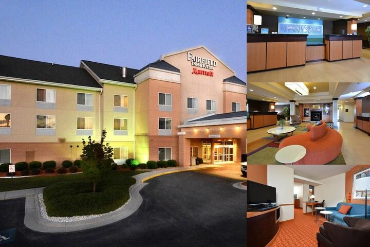 Wytheville Fairfield Inn & Suites photo collage
