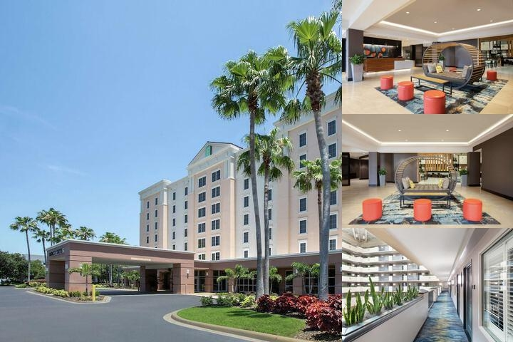 Embassy Suites Hotel Orlando Airport photo collage