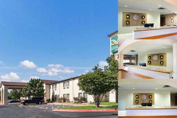 Comfort Inn Cedar Park photo collage