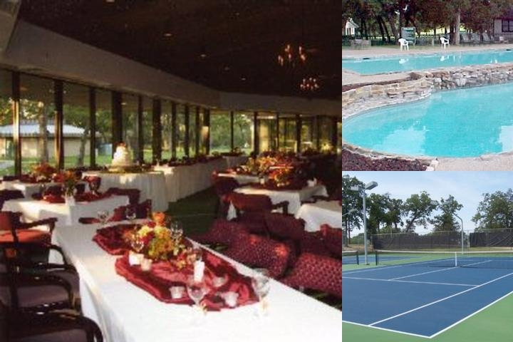 The Falls Resort & Golf Club photo collage