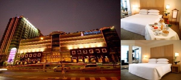 Miracle Grand Convention Hotel photo collage