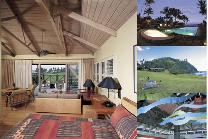 Hotel Hana Maui & Honua Spa photo collage