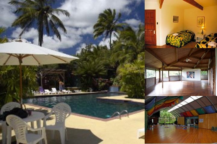 Kalani Oceanside Retreat photo collage