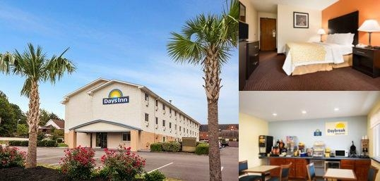 Days Inn Greenwood Sc photo collage