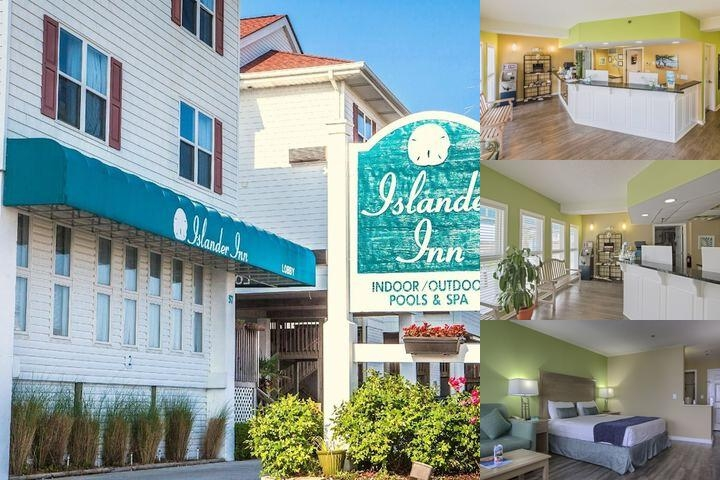 The Islander Inn photo collage