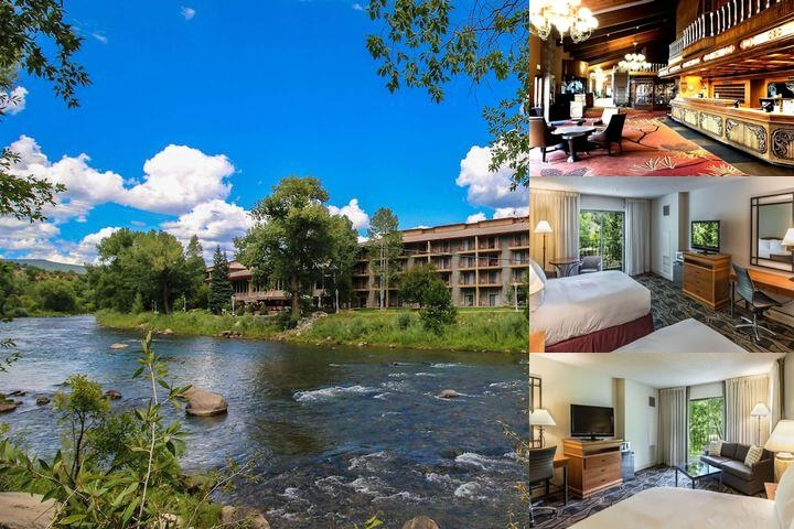 Doubletree Hotel Durango photo collage