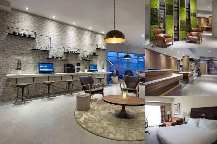 Hilton Garden Inn Toronto Airport photo collage