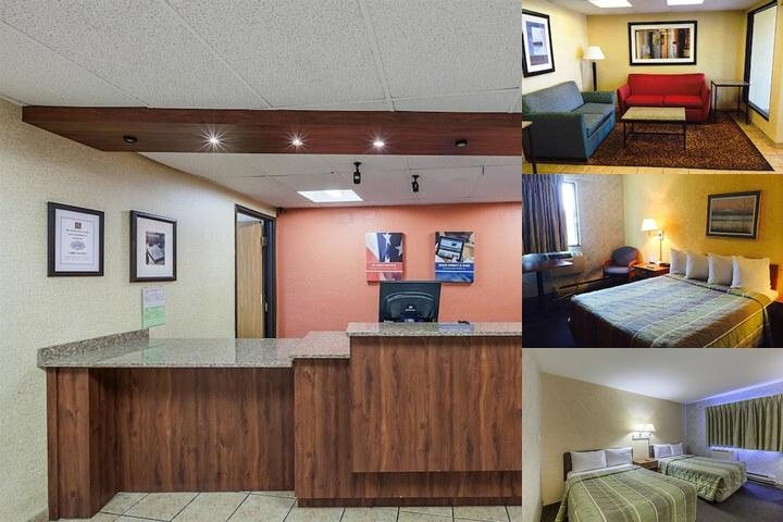 Days Inn Milwaukee Airport photo collage