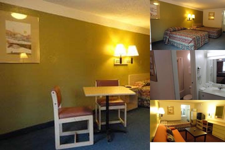 Red Carpet Inn & Suites Gastonia Charlotte West photo collage