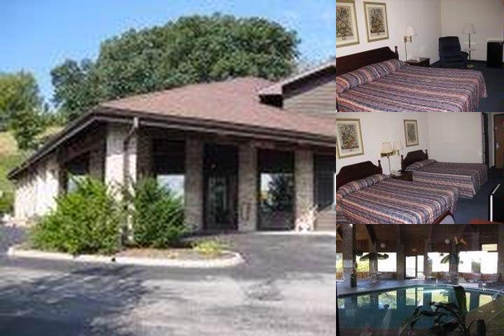 Mineral Wells Inn photo collage