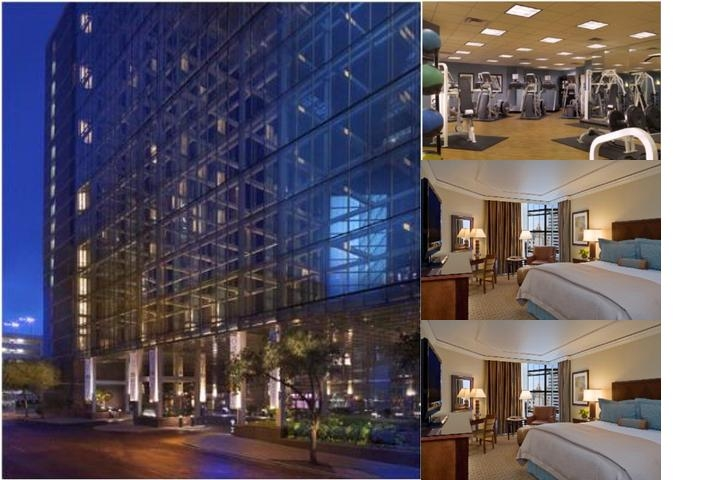 Omni Austin Hotel Downtown photo collage