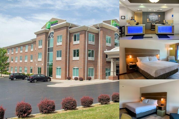 HOLIDAY INN EXPRESS® HOTEL & SUITES - Lexington KY 1780 ... on map of red roof inns, map of hampton inns, map of holiday travel, map of la quinta inns,