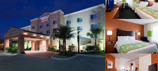 Fairfield Inn & Suites by Marriott Entrance
