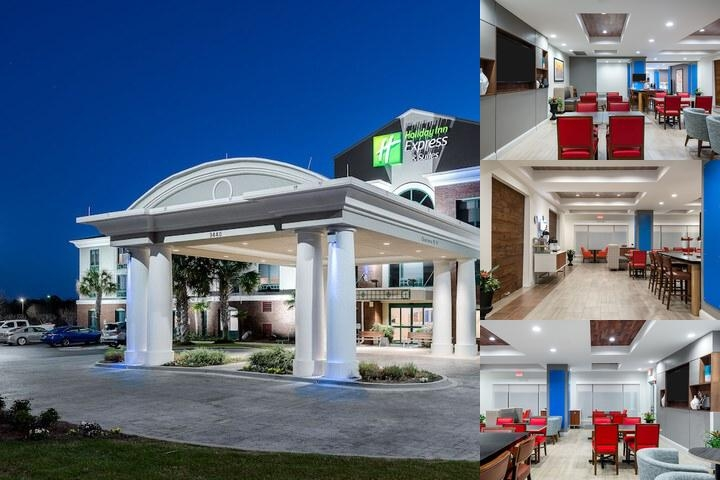 Holiday Inn Express & Suites Florence Civic Center photo collage