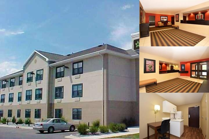 Extended Stay America Billings Westend photo collage