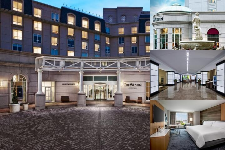 The Westin Annapolis photo collage