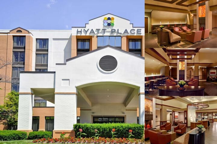 Hyatt Place Dublin Ca photo collage
