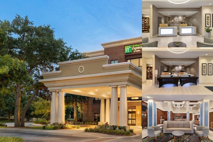 Holiday Inn Express & Suites Mt.pleasant Charlesto photo collage