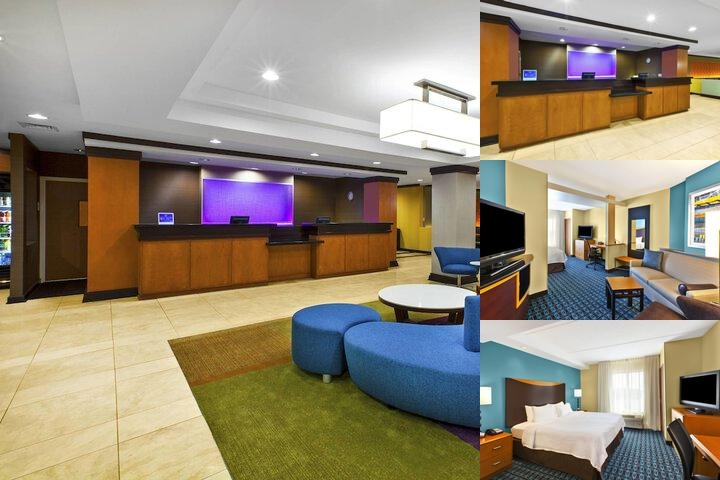Fairfield Inn & Suites Lexington North photo collage