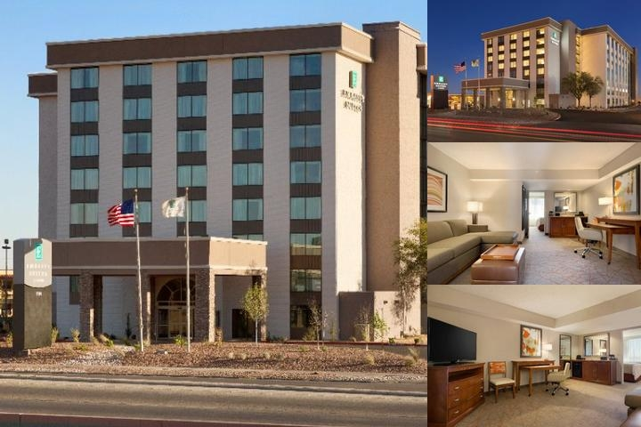 El Paso Suites Hotel photo collage
