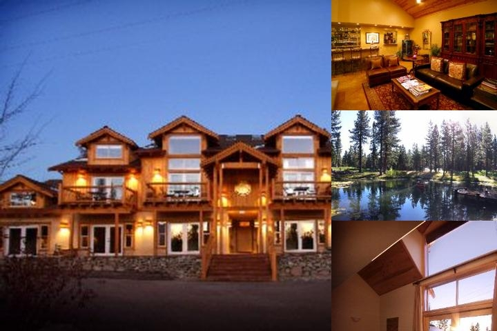 Chalet View Lodge photo collage