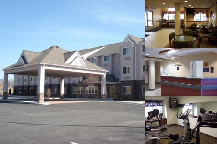 Microtel Inn & Suites Bridgeport photo collage