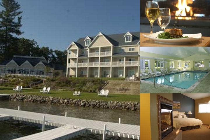 Bay Pointe Inn & Restaurant photo collage