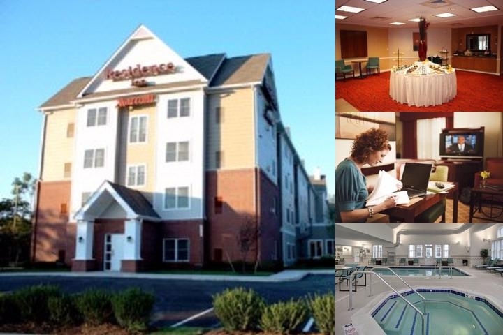 Residence Inn Chester photo collage