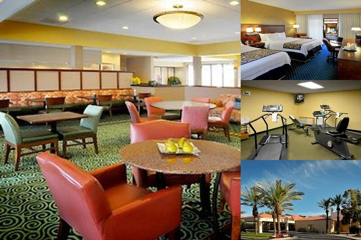 Courtyard by Marriott Mesa photo collage