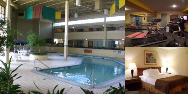 Ramada Plaza Dayton photo collage