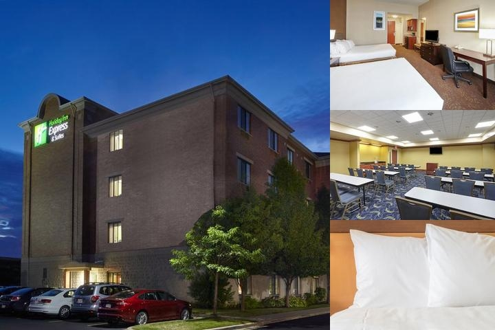 Holiday Inn Express South Grand Rapids photo collage