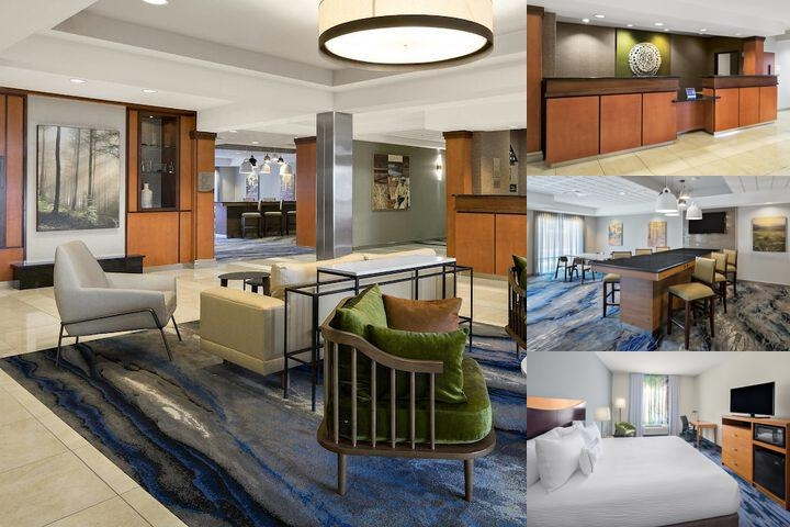 Fairfield Inn & Suites by Marriott Hobbs photo collage