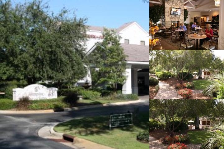Landfall Park Hampton Inn & Suites photo collage