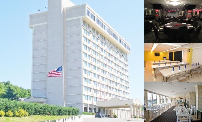 The Executive Days Inn Meadowlands Hotel photo collage