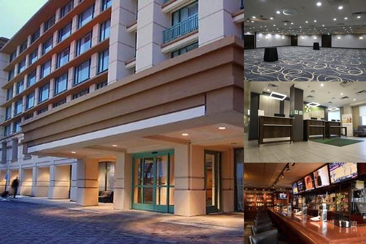 Holiday Inn Chicago Oakbrook photo collage