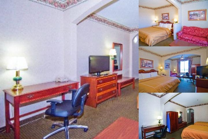 Comfort Suites Hotel New Orleans photo collage