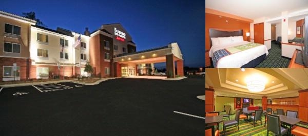 Fairfield Inn & Suites Welcome To Your Home Away From Home.