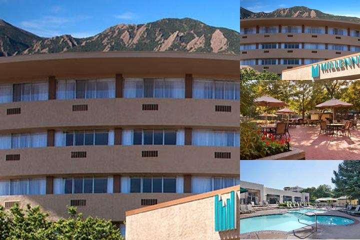 Millennium Harvest House Hotel Boulder photo collage