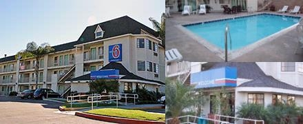 Motel 6 Buena Park / Knott's Berry Farm photo collage