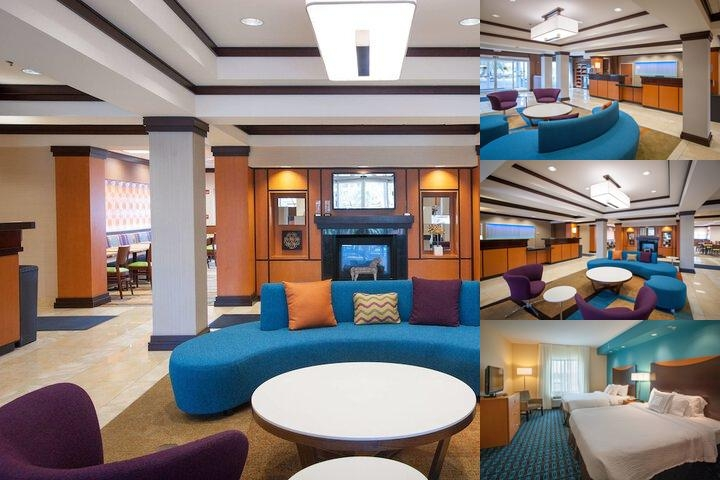 Fairfield Inn & Suites Orange Beach photo collage