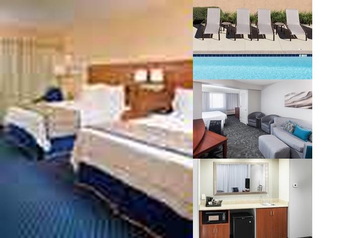 Courtyard Marriott Trussville photo collage
