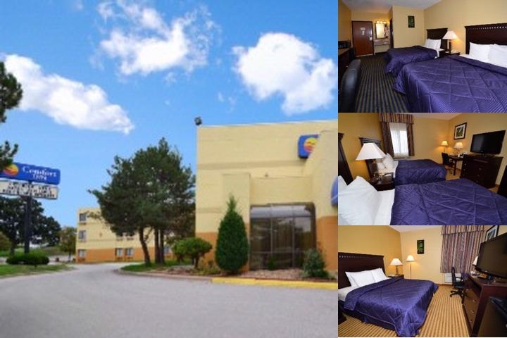 Comfort Inn Merriam Ks photo collage