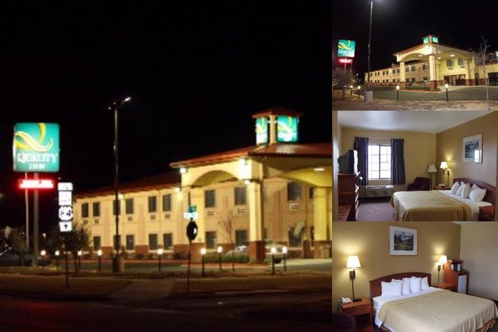 Quality Inn Lubbock photo collage