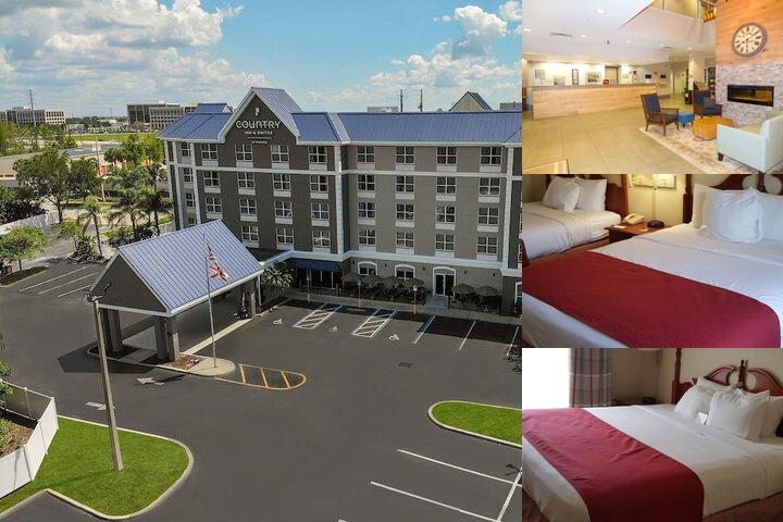 Country Inn & Suites Orlando Universal photo collage