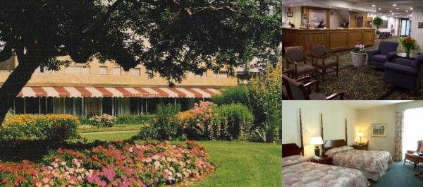 Oberlin Inn photo collage